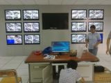 监控系统电视墙