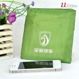 环保手提钱包式折叠袋子尼龙布牛津布购物袋收纳袋子订制定做