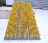 强力打造机械和工业板刷 毛刷辊