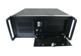 研强工控机箱 4U 支持工业长卡 7槽14槽可选