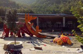 浙江优童户外儿童游乐设备大型滑梯直供不锈钢滑梯定制
