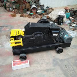 GQ40型钢筋切断机全自动直螺纹钢筋剪断机