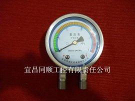 厂家直销不锈钢差压表