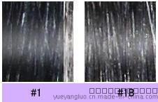 PP化纤假发丝用色黑  粒