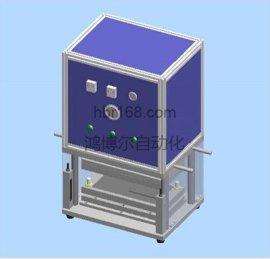 软包电池实验设备/半自动铝塑模成型机/铝塑模冲坑机/聚合物电池设备
