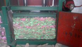上海废纸管旧铜材液压打包设备