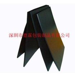 黑色防静电中空板