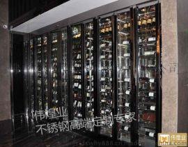 偉煌業不鏽鋼酒櫃系列1