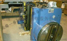 无锡镗床大修TPX6111B镗床防护拉板维修保养