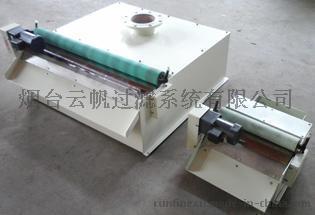 磁性分离器单机与水箱的配合