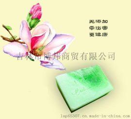 卡多莉颜松针芦荟精油手工皂
