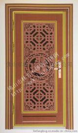 天津高端红古铜不锈钢雕刻镂空门花 门花配件加工定制
