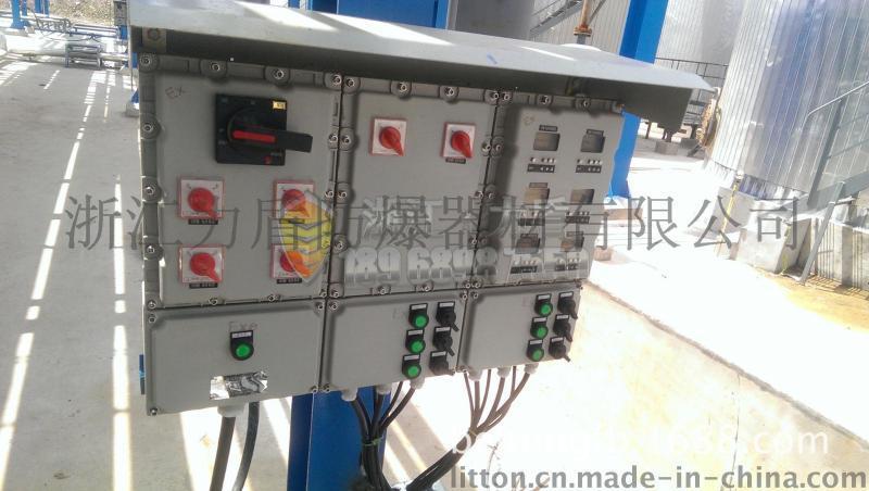 蒸汽爐旁控制BXK防爆配電箱