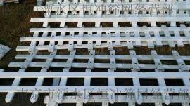 塑钢护栏 草坪围栏 不锈钢围栏护栏