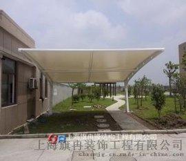 南通停车棚制作上海旗冉厂家