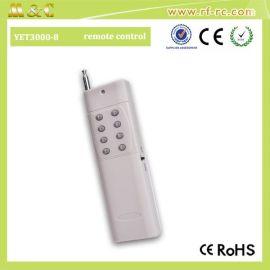 供应YET3000大功率工业无线遥控器,发射器,遥控手柄,照明,门控开关