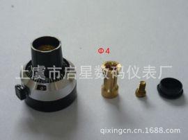 电位器旋钮/指示器旋钮/电位器刻度旋钮 XSN II型(单窗 口D4)