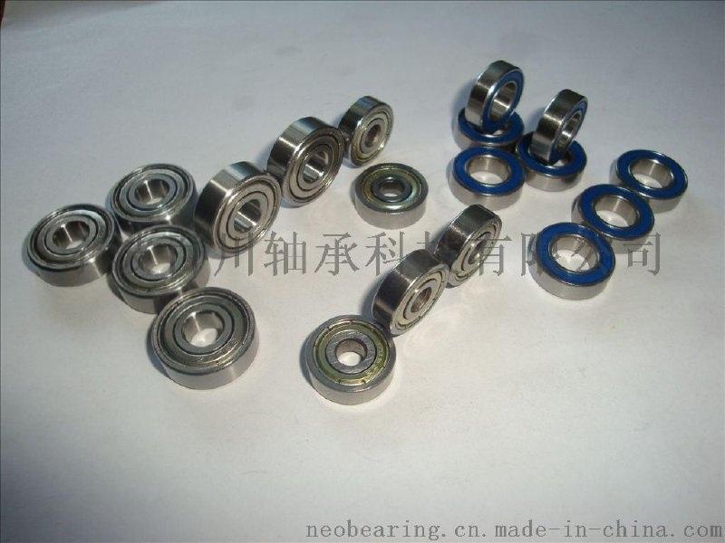 SS6801ZZ 不锈钢薄壁轴承--440C  可订做304材料