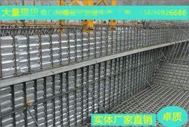 快易收口网 便宜建筑模板网 后浇带快易收口网厂
