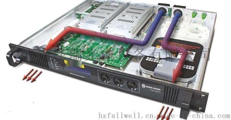 1/ 2/ 4/ 8 路CATV光纖放大器 專業貼牌加工1550光纖放大器-EDFA,輸出光功率: 13~26dBm可選, 熱插拔式雙電源, Web網管