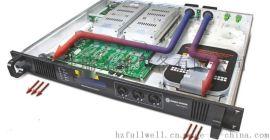 1/ 2/ 4/ 8 路CATV光纤放大器 专业贴牌加工1550光纤放大器-EDFA,输出光功率: 13~26dBm可选, 热插拔式双电源, Web网管