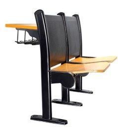 连排课桌椅阶梯教室排椅大学课桌椅教室排椅 DC-311A