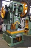 上海廠家自產自銷J21-40T固定鋼板衝壓機牀,牀身鋼板焊接。