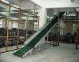 爬坡流水线 斜坡皮带线 PVC爬坡输送机
