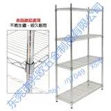 广东东莞镀铬线网置物架,碳钢防锈收纳架,多功能书架
