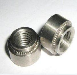CLS-M5-1不锈钢压铆螺母,不锈钢螺母,扣紧螺母,圆螺母 PEM件
