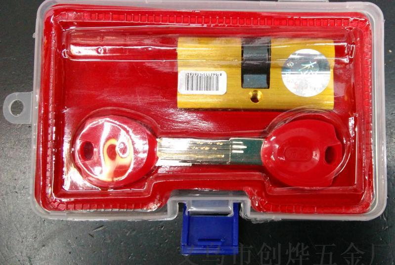 防盗门超B级锁芯,插芯执手门锁安全锁芯