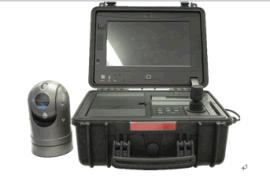 便携应急卫星视频通信箱