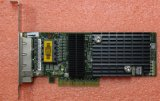 SUN M4000 M5000 X4447A 501-7606 PCI-E x8 四口千兆網卡