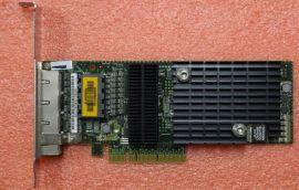 SUN M4000 M5000 X4447A 501-7606 PCI-E x8 四口千兆网卡