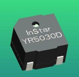 電磁式無源貼片蜂鳴器(YR5030D)