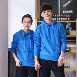 秋冬装韩版女学生校服运动休闲男长袖棒球服网球服运动卫衣加logo