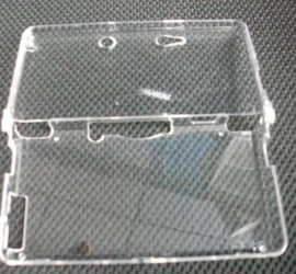 3DS透明水晶盒