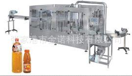 供应全自动饮料机械 三合一灌装机械 矿泉水生产线