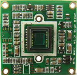 供应红外监控摄像机主板 CCD板
