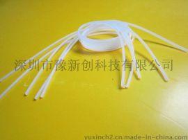 防水硅胶条 实心直径1.5 1.7 1.8 2.0 2.5 3.0 4.0 8.0mm免费打样