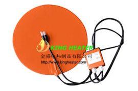 带智能温控圆形硅胶电热膜电热板