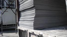 普通PVC硬板 灰色PVC板 深灰色 pvc板