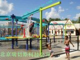 兒童拓展遊樂設備瑞切斯嬉水樂園2型