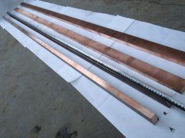 80钨铜长方棒,钨铜合金