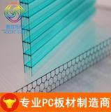 科齊陽光板廠家直銷科齊8mm雙層中空pc陽光板