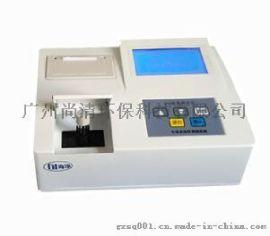 COD、氨氮快速測定儀海淨牌SQ-CN208A二參數智慧水質分析儀