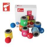 廠家直銷環保創意寶寶感官訓練小朋友互動感情培養投擲玩具投罐球