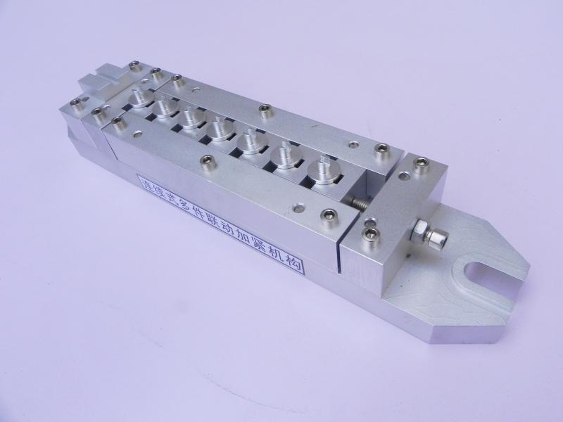 供应君晟JS-JJMB型铝制新型机床夹具设计模型