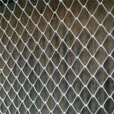 深圳大学球场勾花网围栏篮球场护栏网
