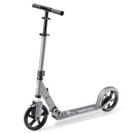 成人大輪腳踏折疊滑板車輕便快捷踢踏滑板車A80